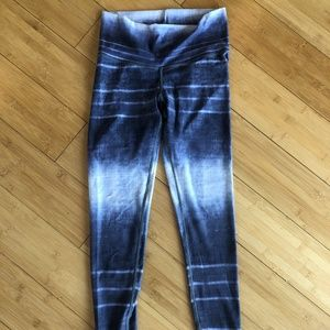 Niyama Sol denim wash leggings